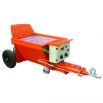 Plaster and mortar machine C 50 DUO