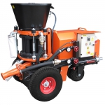 Concrete spraying machine SSB 02.1 DUO