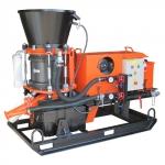 Concrete spraying machine SSB 02.1