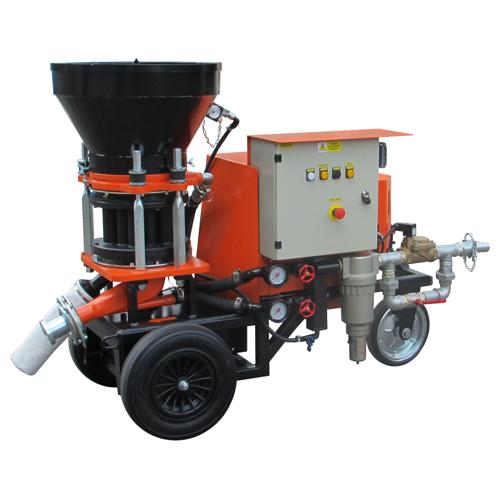 Gunite machine SSB 05.2 COM-F