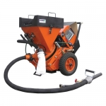 Concrete spraying machine SSB 14.1 COM-F