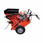 Concrete spraying machine SSB 14.1 DUO
