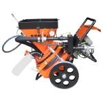 Concrete spraying machine SSB 14.1 COM-A M2 (elektromotor/kolový podvozek)