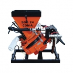 Concrete spraying machine SSB 24.1 COM-A M2 (suspension frame)